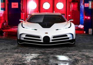 Bugatti alza il velo Centodieci, la hypercar da 8 milioni di euro