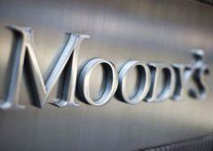 Moody's taglia le stime di crescita per l'Italia