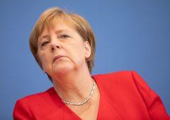 Germania a rischio recessione, calo export abbatte il Pil