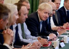 UK: Boris Johnson vuole chiudere il Parlamento per forzare la Brexit