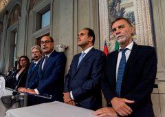 Zingaretti pronto all'accordo con il M5s: via libera a Conte bis