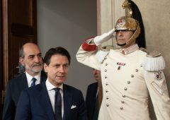 Conte bis: Di Maio alla Difesa, Franceschini o Orlando vicepremier. Inizia il totoministri