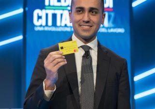 Reddito di cittadinanza: 2,2 milioni di beneficiari, 518 euro l'importo medio erogato