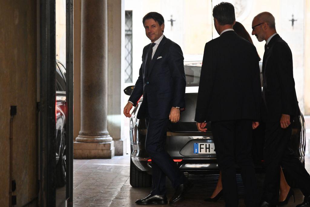 Conte bis al via: oggi il premier incaricato da Mattarella. Ecco i possibili ministri