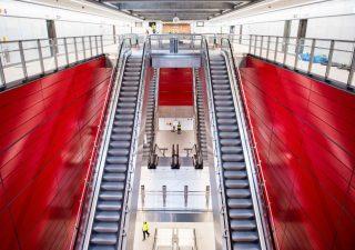 Copenhagen inaugura la metro