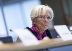 Bce: pacchetto di stimoli rimane invariato, focus rimane su Recovery Fund