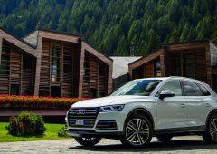 Audi A5: ibrida con stile