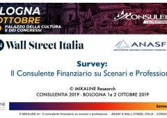 Consulenti: la ricerca di Mikaline per Wall Street Italia e Anasf sull'evoluzione della professione