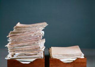 Cgia, oltre 30mila pagine di carta prodotte all'anno dalla burocrazia