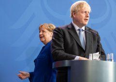 """Dopo la chiamata Johnson-Merkel: """"essenzialmente impossibile un accordo su Brexit"""""""