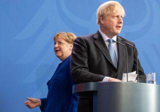 Dopo la chiamata Johnson-Merkel: