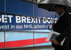 Brexit: Londra e Ue lavorano ad un documento congiunto, scoglio resta la pesca