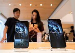 Smartphone: Apple torna in cima alla classifica mondiali dei produttori