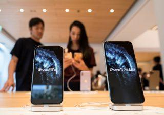 Apple: fatturato in crescita e per Natale punta tutto sull'iPhone11