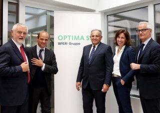 Wealth management: BPER inaugura la nuova sede di Optima Sim