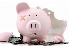 Italia: in un solo anno persi 33 miliardi di risparmi!