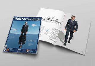 Il sommario del numero di ottobre di Wall Street Italia in edicola