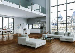 Immobiliare: attici, gli acquirenti preferiscono i tagli più grandi