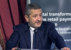 Fabio Panetta (Bankitalia) è Alumnus Luiss 2019