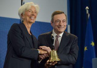 BCE dà il benvenuto a Christine Lagarde. Inizia nuovo mandato