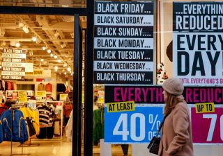 Black Friday 2020: gli italiani spenderanno in media 210 euro