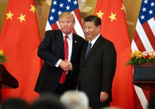 Dazi: pace commerciale Usa-Cina dietro l'angolo. Trump dà via libera a mini-accordo