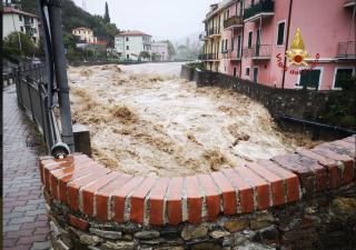 Liguria: l'emergenza straordinaria è diventata normalità