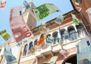 Economia sommersa vale 211 miliardi (12% del Pil), trend in calo