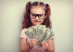 Figli, 6 errori nell'educazione al denaro