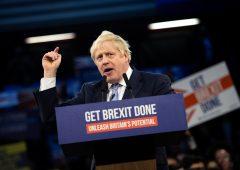 Brexit: primo sì del Parlamento Uk all'accordo Johnson