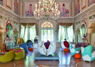 Byblos Art Hotel Villa Amistà, soggiorno d'arte