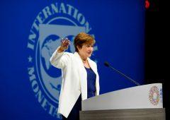 """FMI taglia Pil Italia (-12,8% nel 2020). Gualtieri: """"stime pessimistiche"""""""