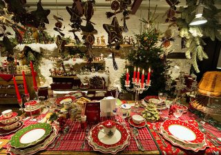 Natale, quanto ci costi. Solo per la tavola gli italiani spenderanno 150 euro