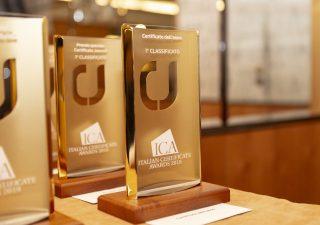 Italian Certificate Award: i vincitori della tredicesima edizione