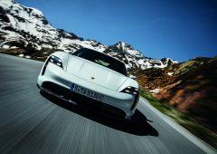 Porsche Taycan: un fulmine a ciel sereno
