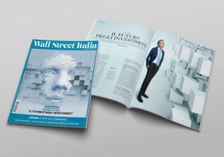 Il sommario del numero di dicembre di Wall Street Italia in edicola