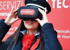 La Realtà virtuale sale a bordo del Frecciarossa