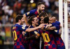 Deloitte: anno d'oro per club calcistici, Barça batte Real. Juve al 10° posto