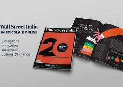 Il sommario del numero di gennaio di Wall Street Italia in edicola
