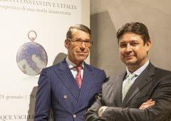 Vacheron Constantin: una mostra per celebrare il legame con l'Italia