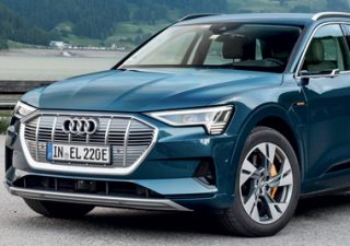 Audi e-tron: efficienza tedesca
