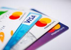 Carte di credito, big dei pagamenti elettronici fanno il botto a Wall Street