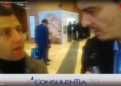 In diretta da Consulentia (VIDEO), la voce dei protagonisti