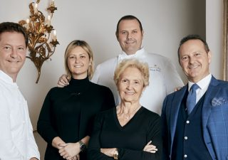 Cerea: la famiglia, il ristorante, l'impresa