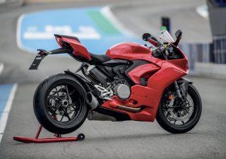 Super Ducati, Panigale V2