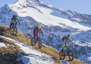 Santa Caterina Valfurva, non solo sci ma anche fat bike