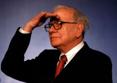 Warren Buffett: buyback record da 9 mld nel terzo trimestre
