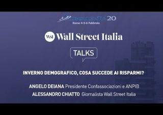 WSI Talks - Inverno demografico, cosa succede ai risparmi? (VIDEO)