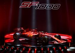 Ferrari presenta la nuova SF1000 per il Mondiale 2020