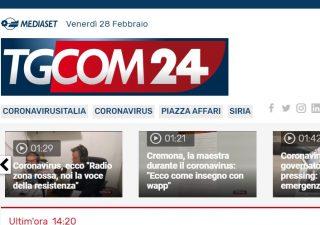 Il direttore di Wall Street Italia ospite al Tgcom24